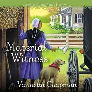 Material Witness | [Vannetta Chapman]