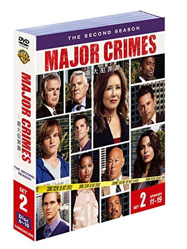 MAJOR CRIMES ~重大犯罪課 〈セカンド〉 セット2(5枚組) [DVD]
