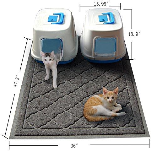 Easyology Jumbo Cat Litter Mat
