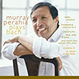 Murray Perahia Plays Bach ~ Murray Perahia