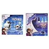 Frozen Olaf's in Trouble Game and Disney Pop-Up Magic Frozen Game