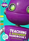 img - for Project X Code: Yellow - Orange Teaching and Assessment Handbook 1 book / textbook / text book