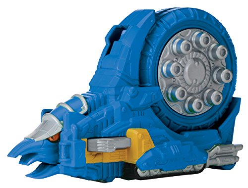 Power Rangers Dino Super Charge - Ammonite Zord Action Figure with Charger