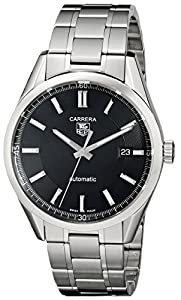 TAG Heuer Men's WV211B.BA0787 Carrera Automatic Watch