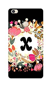 SWAG my CASE Printed Back Cover for Xiaomi Mi Max