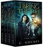I Bring the Fire Parts I, II, III, & In the Balance (A Loki Series) (English Edition)