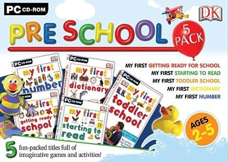 Gsp Pre-school Pack (PC)
