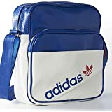 adidas Tasche Sir Bag Perforated, White, 11 x 28 x 30 cm, 12 Liter, M30472