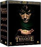 echange, troc Coffret Trilogie Le Seigneur des Anneaux - Intégrale Versions longues - 15 disques - Edition spéciale limitée 2011 [Blu-ray]
