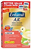Enfamil A.R. Infant Formula for Spit Up Powder Refill Box, for Babies 0-12 Months, 32.2-Ounce