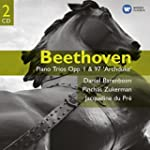 Beethoven : Trios avec piano Op. 1 et...