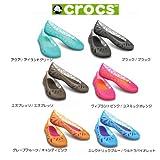 【クロックスジャパン正規品】 クロックス (crocs) アドリナ3 フラット ウィメン
