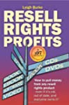 Resell Rights Profits: How to Pull Mo...