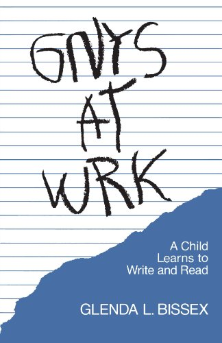 Gnys at Wrk : A Child Learns to Write and Read