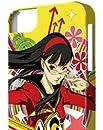 デザエッグ デザジャケット ペルソナ4 ザ・ゴールデン for iPhone 5 デザイン4 天城 雪子 DJGA-IPI6(m=04)
