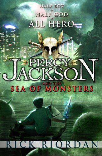 """Percy Jackson and the Sea of Monsters"" av Rick Riordan"