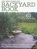 img - for New Complete Backyard Book book / textbook / text book
