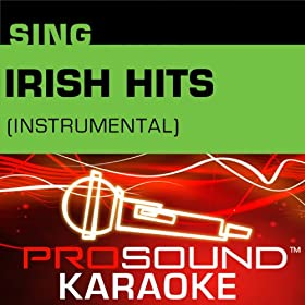 My Wild Irish Rose (Karaoke Instrumental Track) [In the Style of Traditional]