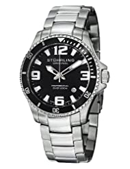 Stuhrling Original Men's 395.33B11 Aquadiver