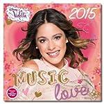 Violetta - 2 - Disney Kalender 2015 -...