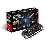 ASUS AMD Radeon R9 280 GPU 搭載グラフィックカード R9280-DC2T-3GD5 【PCI-Express3.0】