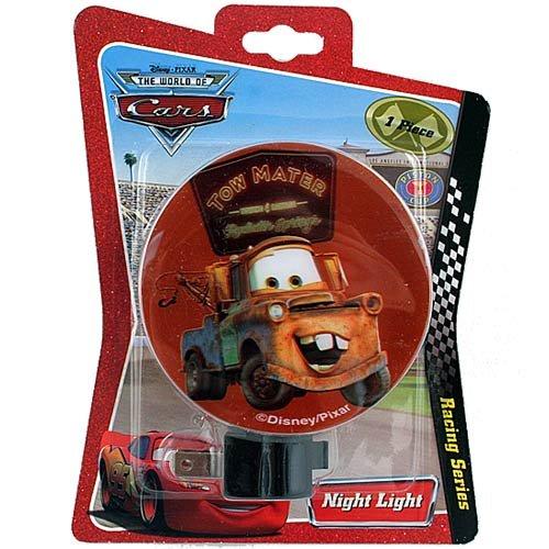 Disney Pixar Tow Mater Night Light