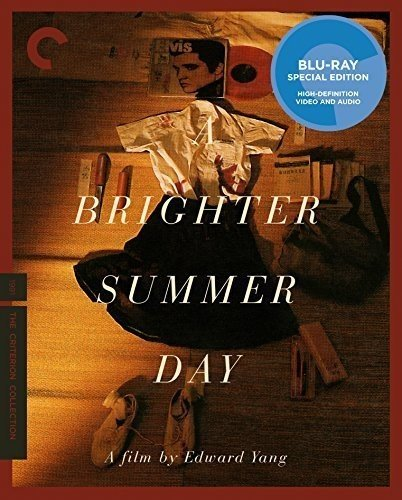 Blu-ray : A Brighter Summer Day (Criterion Collection) (Restored, Special Edition, 4K Mastering, Widescreen, 2 Disc)