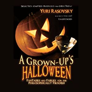 A Grown-up's Halloween Audiobook