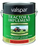 Valspar 4431-23 Red Oxide Metallic Tractor and Implement Primer - 1 Gallon