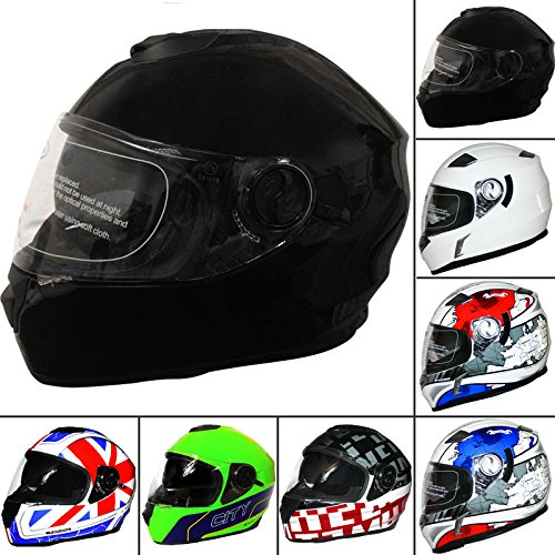 dak-ff965-dvs-full-face-motorbike-helmet-gloss-black-m-double-sun-visor-motorcycle-crash-helmet