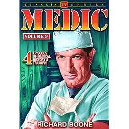 Medic, Volume 9