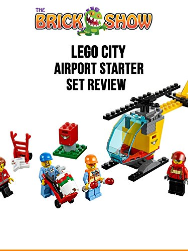 LEGO City Airport Starter Set Review (60100)