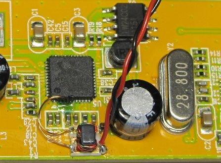 rtl2832u短波电路图