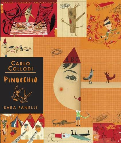 Pinocchio (Walker Illustrated Classics)