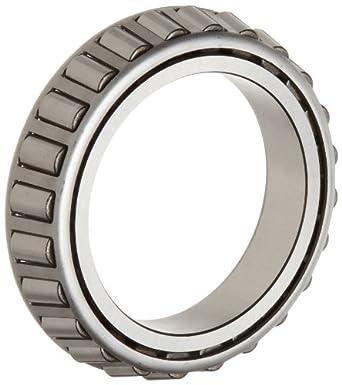 "Timken 34300 Tapered Roller Bearing, Single Cone, Standard Tolerance, Straight Bore, Steel, Inch, 3.0000"" ID, 0.9060"" Width"