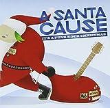 A SANTA CAUSE IT'S A PUNK ROCK CHRISTMAS