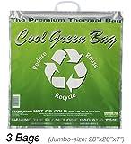 Insulated Bag | Thermal Bag | Hot Cold Bag (3 Jumbo Bags)