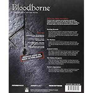 Bloodborne Collector's Ed Livre en Ligne - Telecharger Ebook