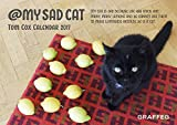 img - for @MYSADCAT 2017 Calendar book / textbook / text book