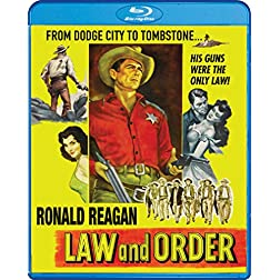 Law And Order [Blu-ray]
