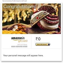 Congratulation (Groom) - E-mail Amazon.in Gift Card