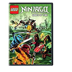 LEGO NINJAGO: Masters of Spinjitzu: The Complete Seventh Season