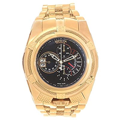 Invicta Men's 16956 Bolt Analog Display Swiss Quartz Gold Watch