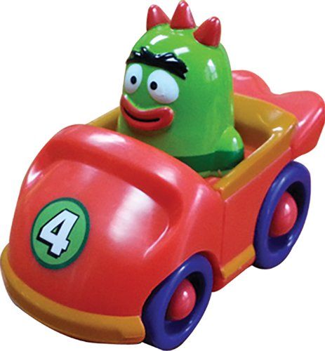 YO GABBA GABBA Brobee Vehicle