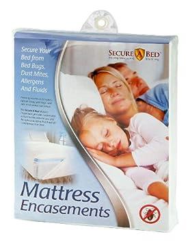Queen Newpoint International 200-Thread Count Cotton Waterproof Mattress Pad