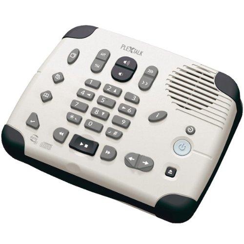 Plextalk PTN2 Digital Audio DAISY Book MP3 Player