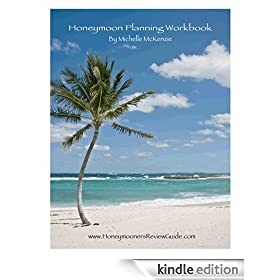 Honeymoon Planning Workbook