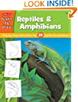 Learn to Draw Reptiles & Amphibians:...