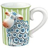 Adam & Ziege Porcelain Mug - Dolly The Sheep
