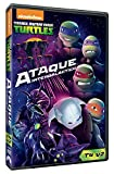Teenage Mutant Ninja Turtles 4.2: Ataque Intergaláctico [DVD]